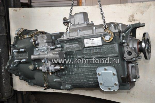 КПП КАМАЗ-152