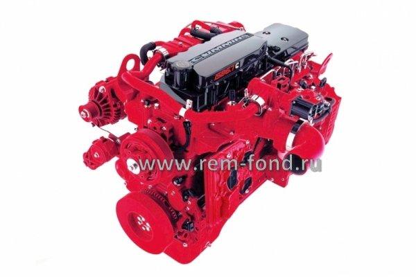 мотор ISB6.7 cummins