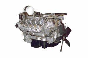 Двигатель КАМАЗ-740.11