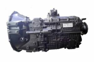 КПП КАМАЗ-154